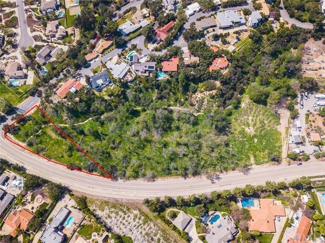Land for Sale at 4023 Mount Baldy Road Claremont, California 91711 United States