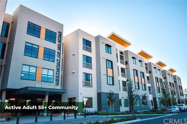 Apartments at 80 Cedar Way Milpitas, California 95035 United States