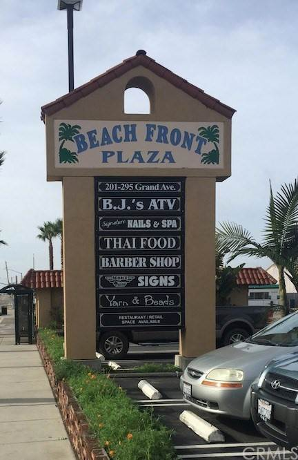 Retail at 215 Grand Avenue W Grover Beach, California 93433 United States
