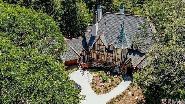 Single Family Homes for Sale at 29223 Pigeon Hawk Lane Lake Arrowhead, California 92352 United States