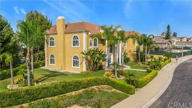 Single Family Homes for Sale at 2544 Viewridge Drive Chino Hills, California 91709 United States