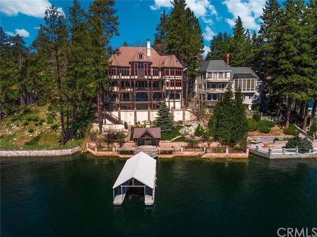 Single Family Homes for Sale at 27453 Bay Shore Drive Lake Arrowhead, California 92352 United States