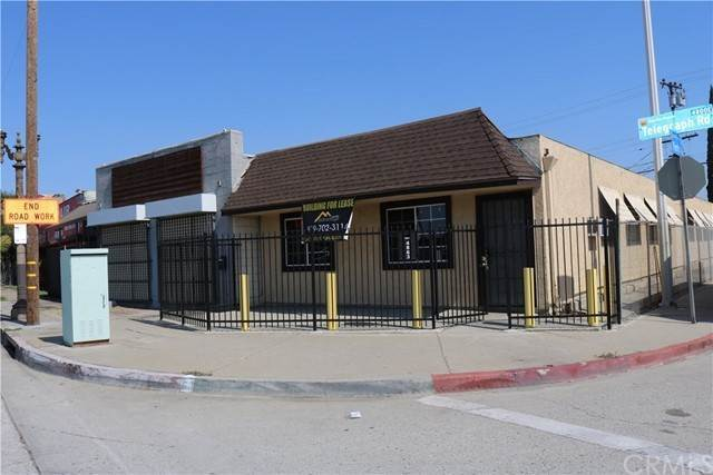 Industrial en 4863 Telegraph Road East Los Angeles, California 90022 Estados Unidos