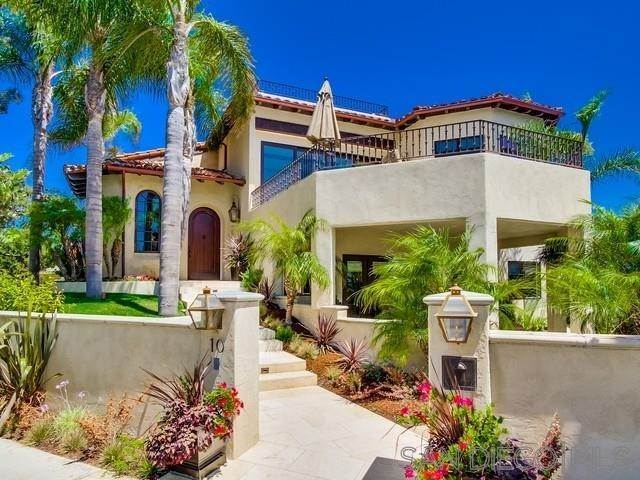 Single Family Homes en 10 Ocean Court Coronado, California 92118 Estados Unidos