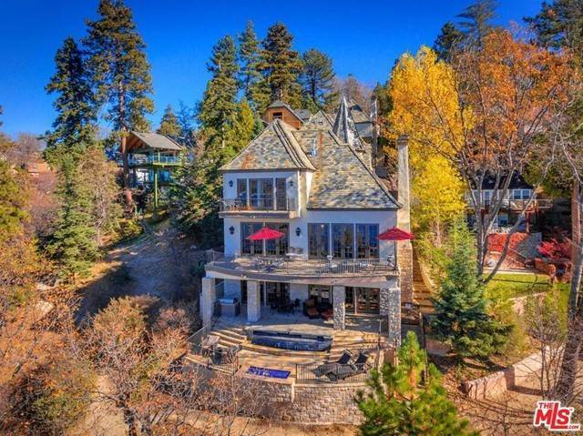 Single Family Homes for Sale at 28718 PALISADES Drive Lake Arrowhead, California 92352 United States