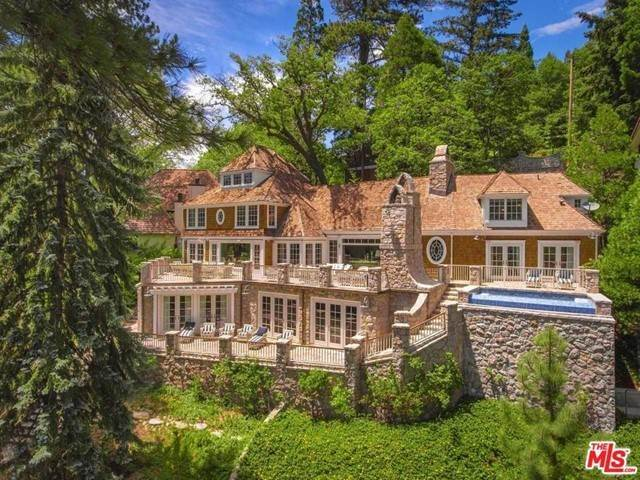 Single Family Homes for Sale at 27825 NORTH SHORE Road Lake Arrowhead, California 92352 United States