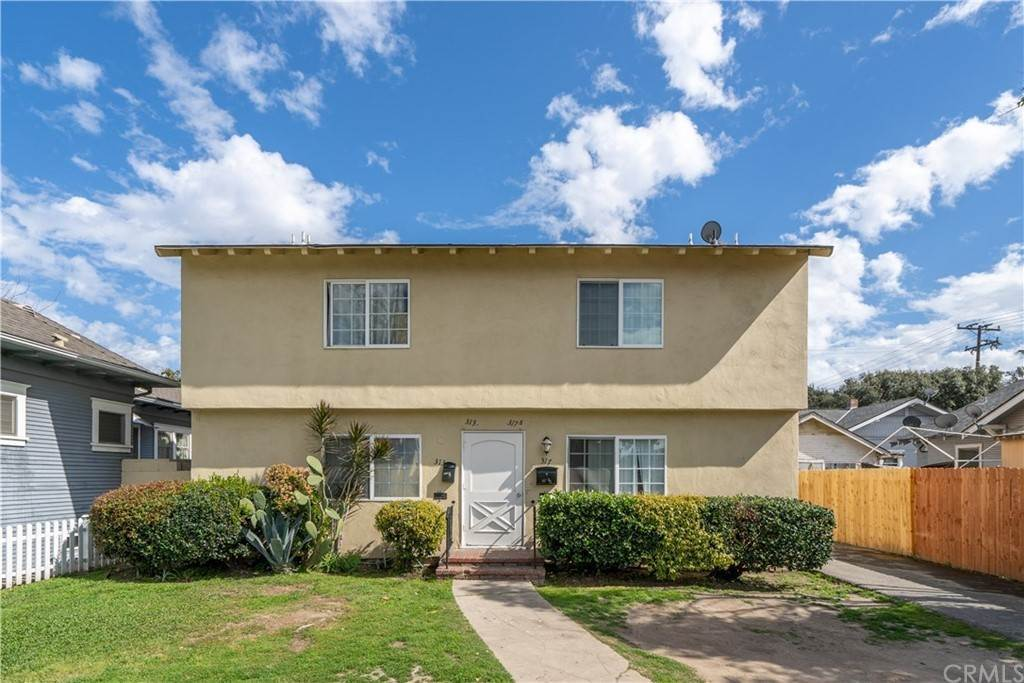 Residential Income for Sale at 313 South Broadway Santa Ana, California 92701 United States