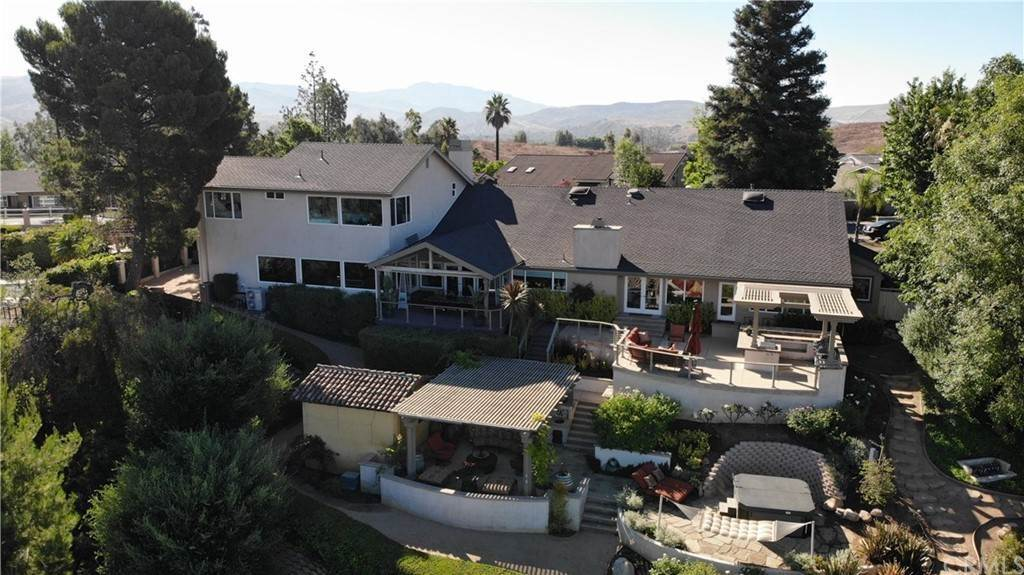 Residential for Sale at 1040 North Ridgeline Road Orange, California 92869 United States
