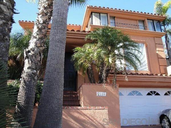 Residential Lease at 2164 Rosecrans San Diego, California 92106 United States