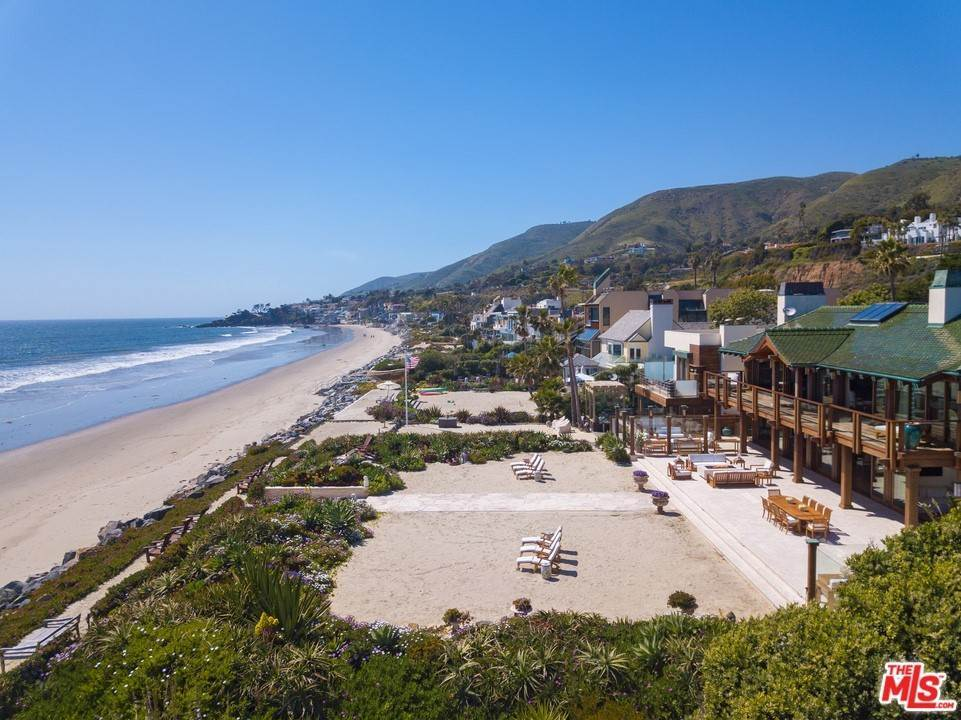 Residencial por un Venta en 31118 Broad Beach Road 31118 Broad Beach Road Malibu, California 90265 Estados Unidos