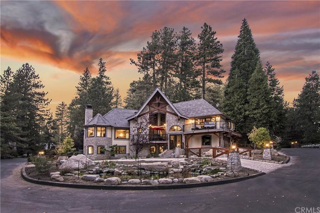 Residential for Sale at 27880 Peninsula Drive Lake Arrowhead, California 92352 United States