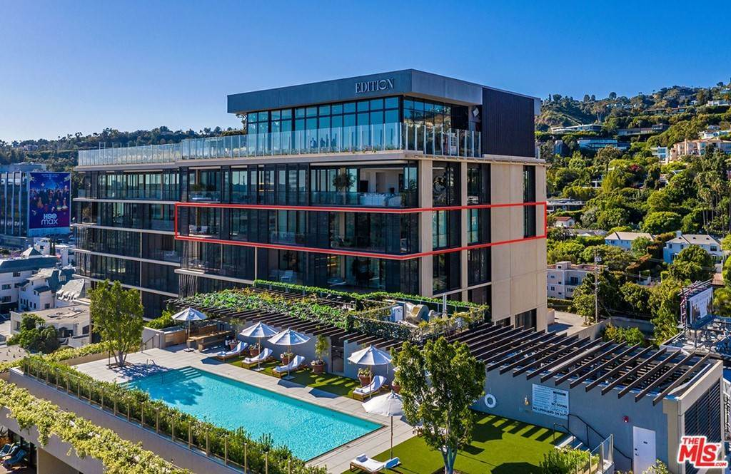Residential Lease الساعة 9040 W Sunset Boulevard 1203 West Hollywood, California 90069 United States