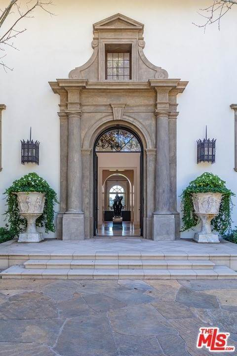 Residential for Sale at 30 Beverly Park Terrace 30 Beverly Park Terrace Beverly Hills, California 90210 United States