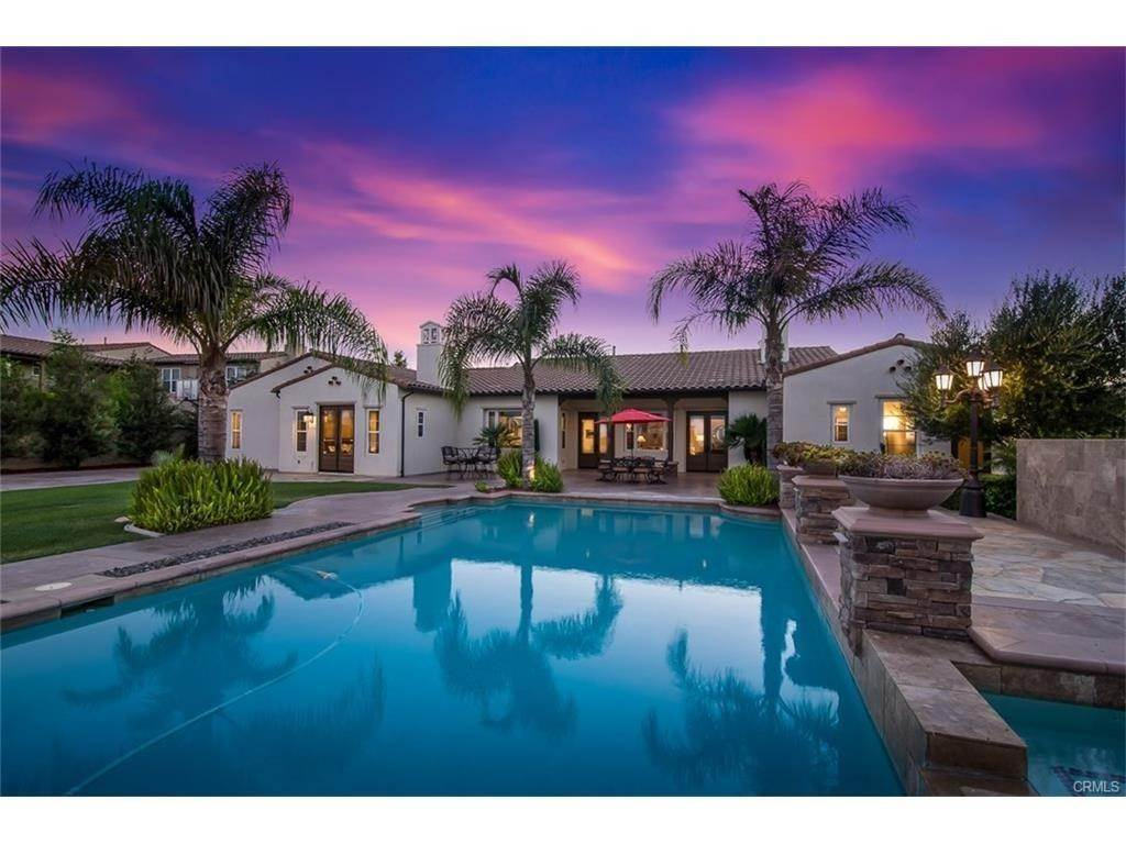 Residential for Sale at 16487 Vellano Club Drive Chino Hills, California 91709 United States