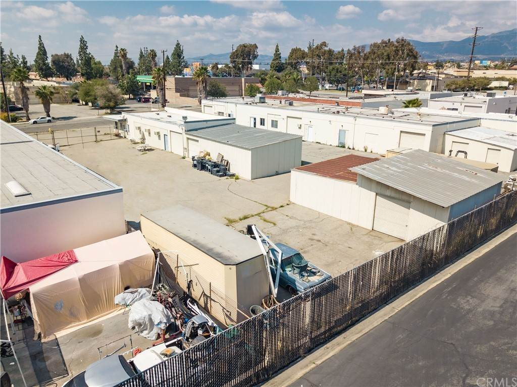 Industrial for Sale at 8959 Rose Avenue Montclair, California 91763 United States