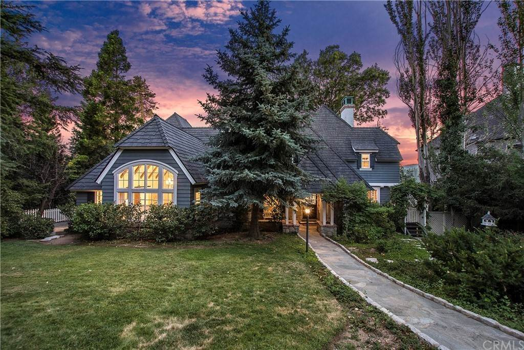 Residential for Sale at 28227 N Shore Road Lake Arrowhead, California 92352 United States