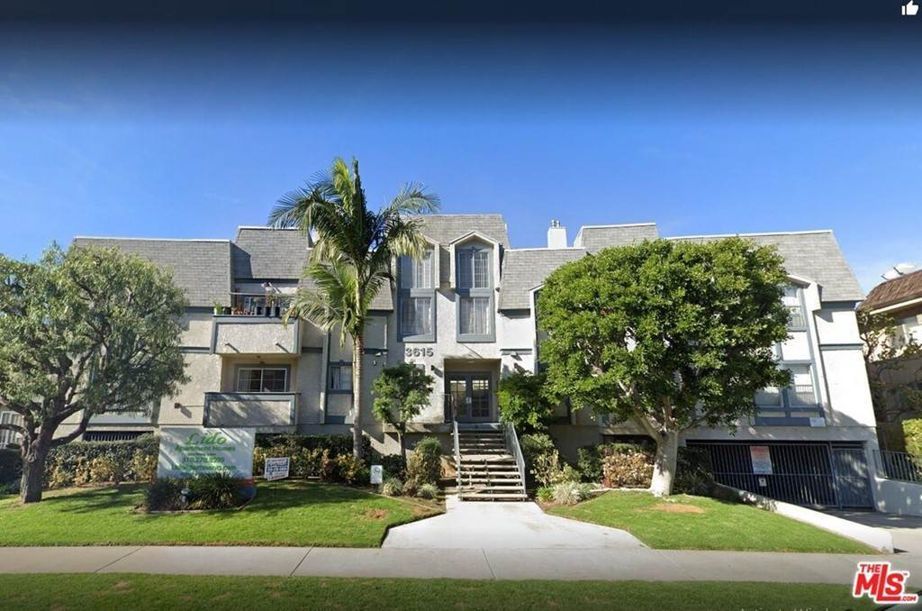 8. Residential Lease at 3615 Watseka Avenue 205 Los Angeles, California 90034 United States