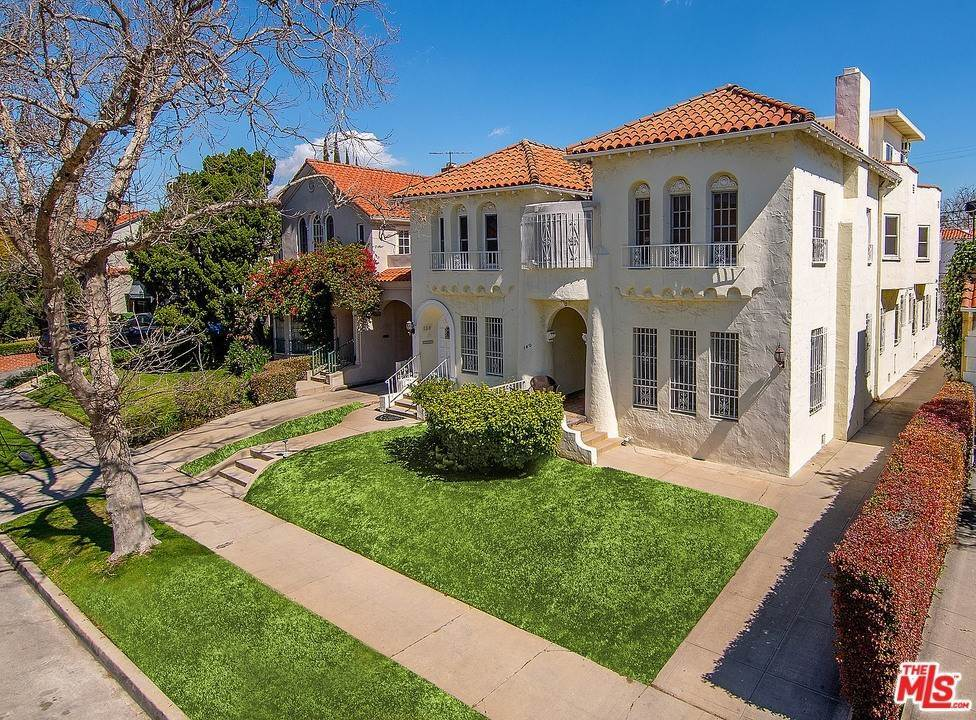 Residential Lease at 138 S ORANGE Drive Los Angeles, California 90036 United States