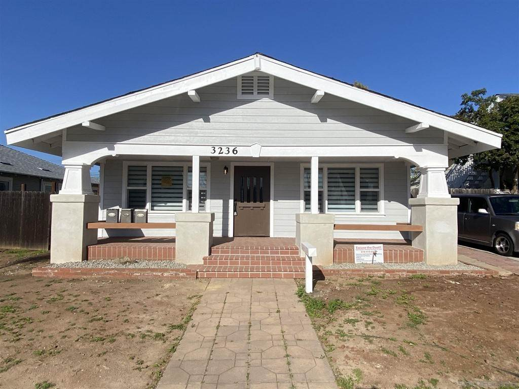 Residential Lease at 3236 Grim Avenue San Diego, California 92104 United States