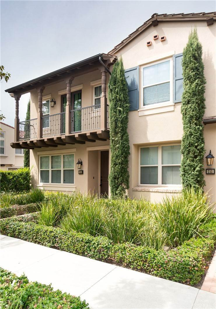 Residential Lease at 250 Overbrook Irvine, California 92620 United States