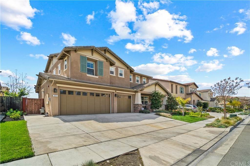 Residential for Sale at 474 Citrus Union Street Upland, California 91784 United States