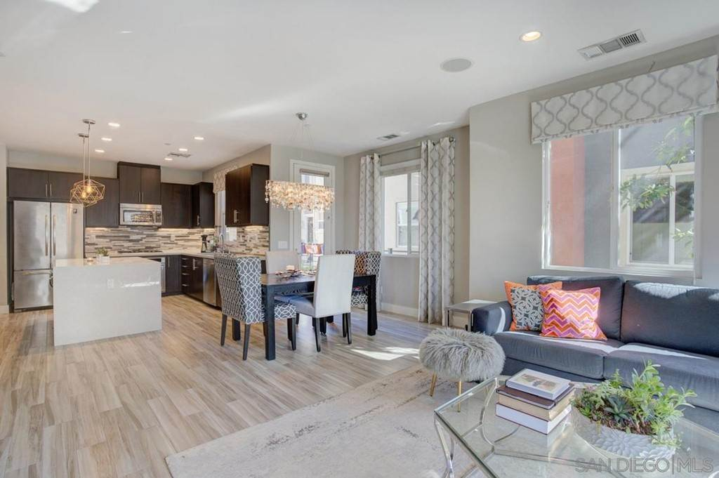 3. townhouses at 7865 Modern Oasis Drive San Diego, California 92108 United States