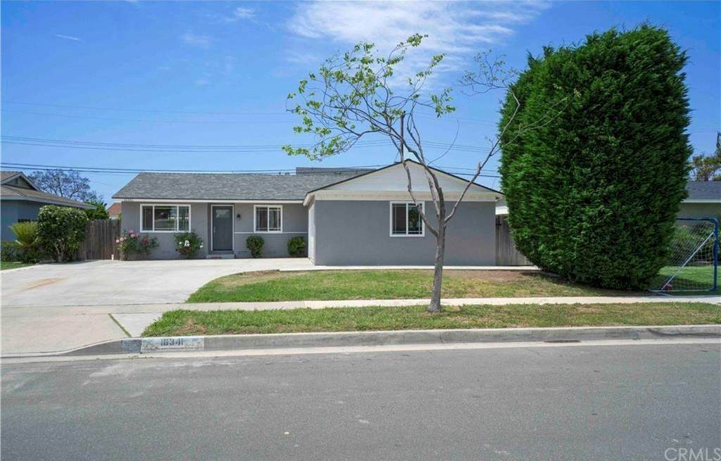 3. Residential Lease at 16341 Galaxy Drive B Westminster, California 92683 United States