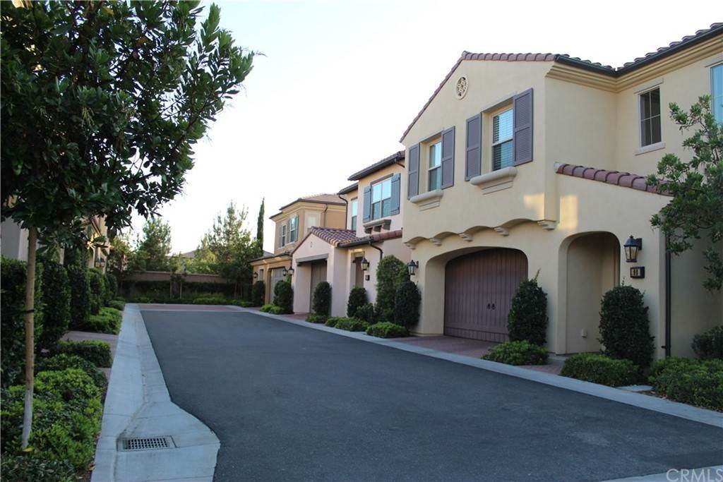Residential Lease at 58 Rembrandt Irvine, California 92620 United States