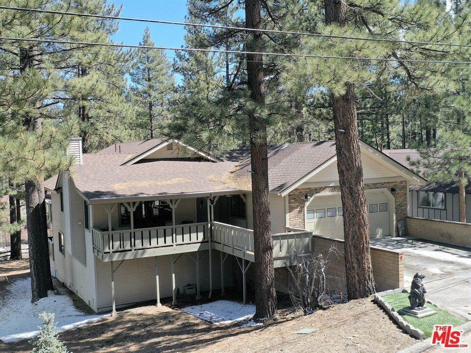 Residential for Sale at 454 Woodside Drive Big Bear City, California 92314 United States