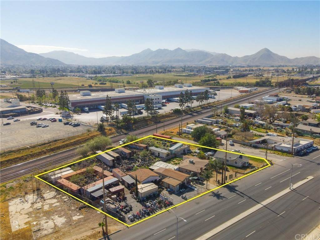 Industrial for Sale at 12229 La Cadena Drive Colton, California 92324 United States