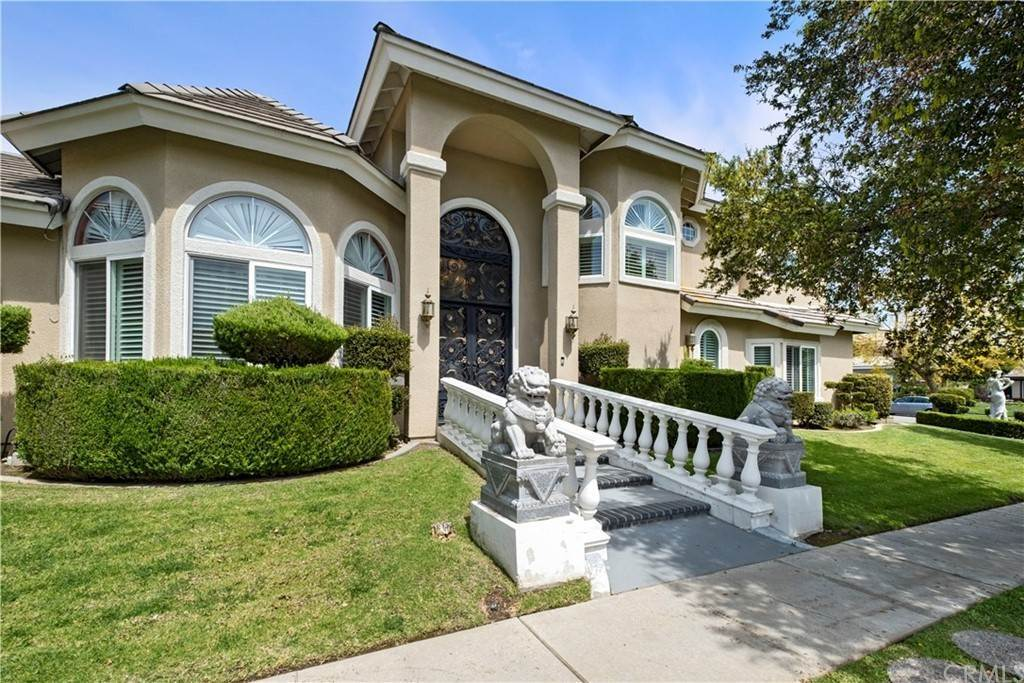 Residential for Sale at 1467 North Pinebrook Avenue Upland, California 91786 United States