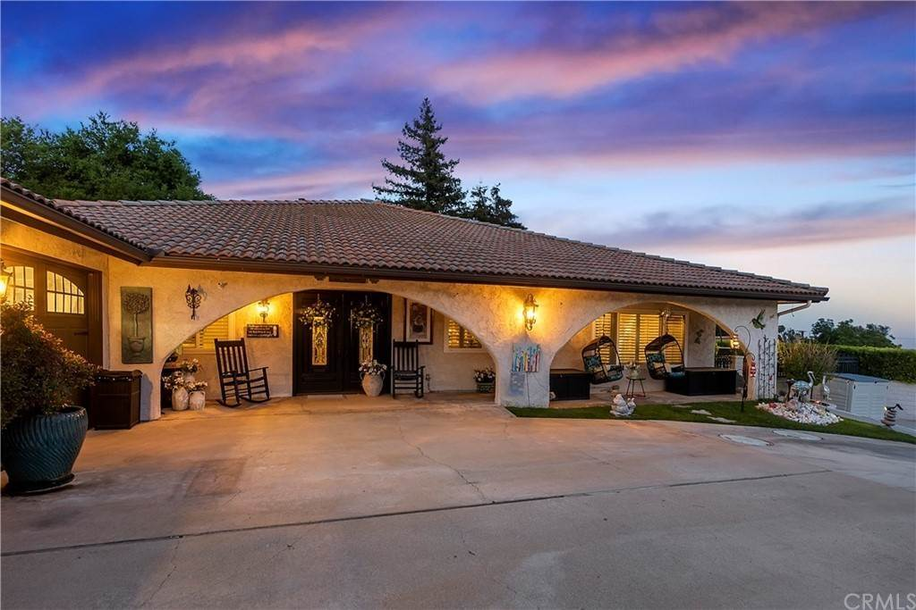 Residential for Sale at 2480 San Mateo Drive Upland, California 91784 United States