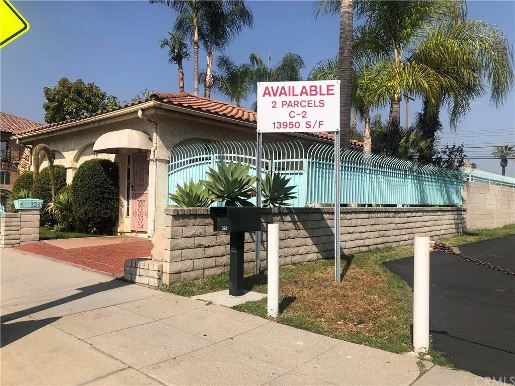 Commercial for Sale at 326 North Azusa Avenue Azusa, California 91702 United States