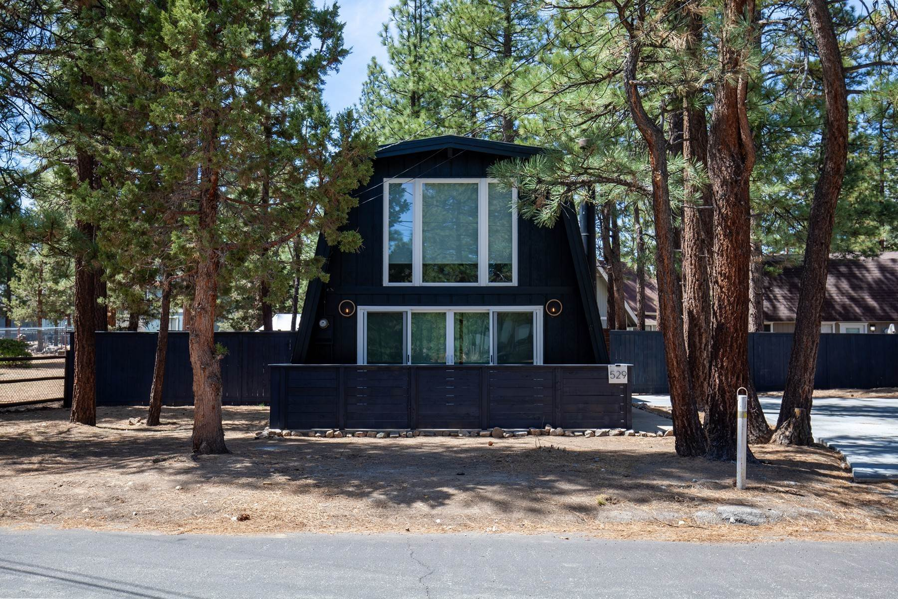 Single Family Homes for Sale at 529 Pinewood Drive Big Bear City, California 92314 529 Pinewood Drive Big Bear City, California 92314 United States