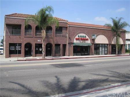 Commercial for Sale at 103 North Garfield Avenue Alhambra, California 91801 United States