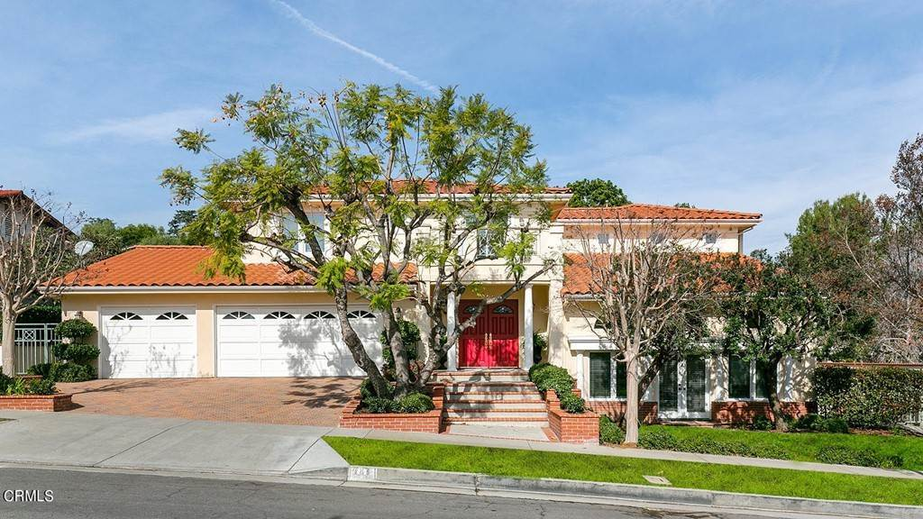 Residential for Sale at 866 Flores De Oro South Pasadena, California 91030 United States